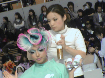 第38回全日本美容技術選手権大会 IN岡山